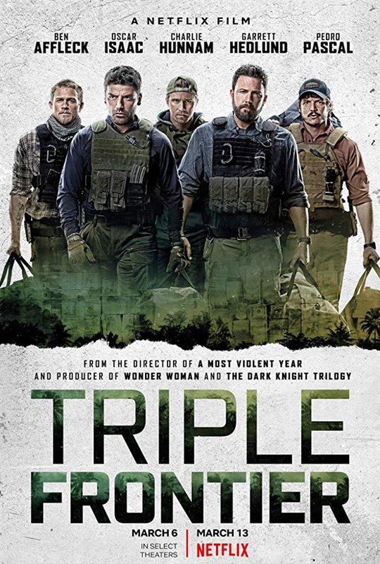 Triple Frontier (Netflix)