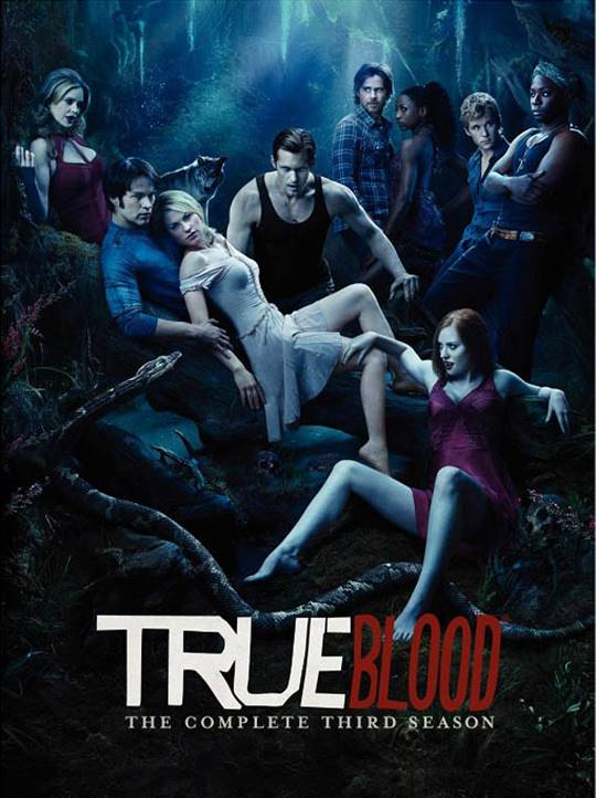 True Blood: The Complete Third Season Large Poster