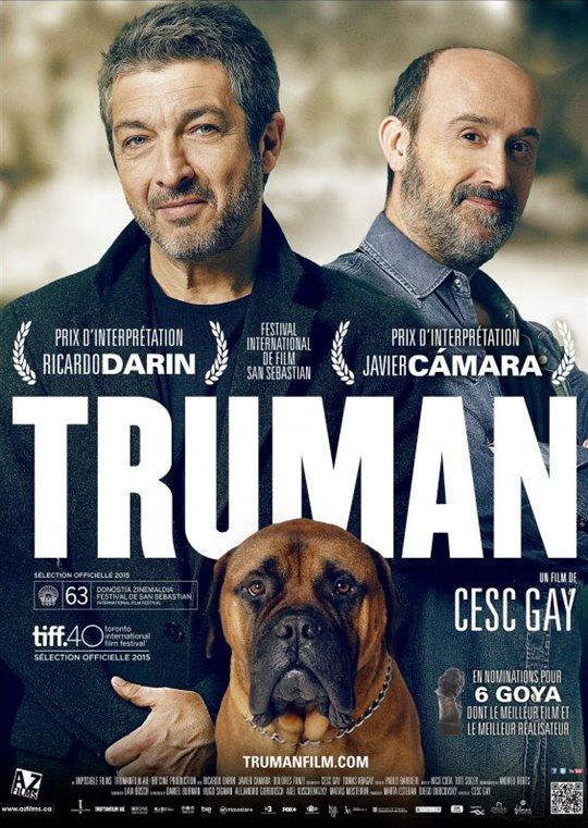 Truman Large Poster
