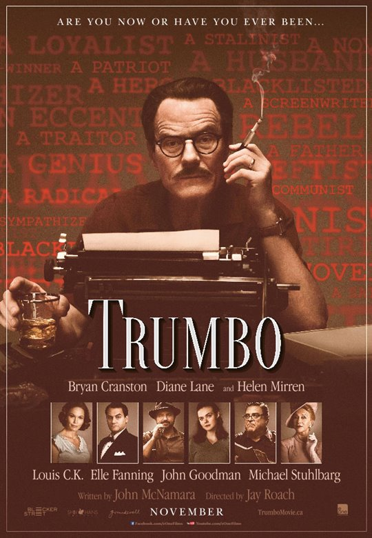 Trumbo Large Poster