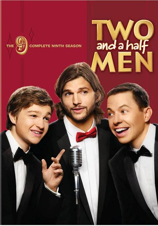 Two and a Half Men: The Complete Ninth Season Large Poster