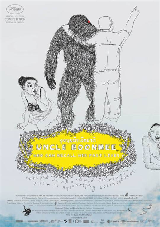 Uncle Boonmee Who Can Recall His Past Lives Large Poster