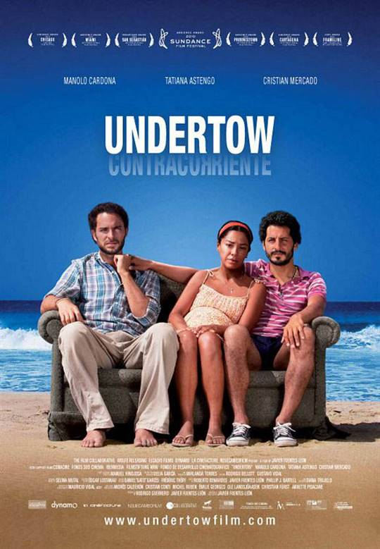 Undertow Large Poster