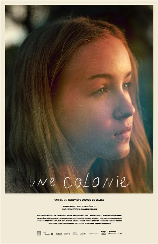 Une colonie Large Poster