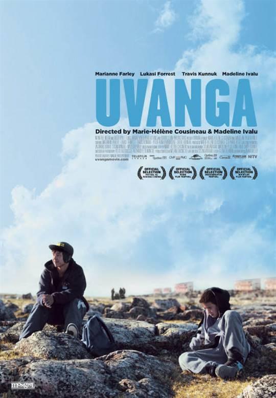 Uvanga Large Poster