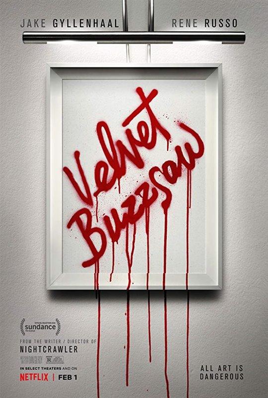 Velvet Buzzsaw (Netflix)