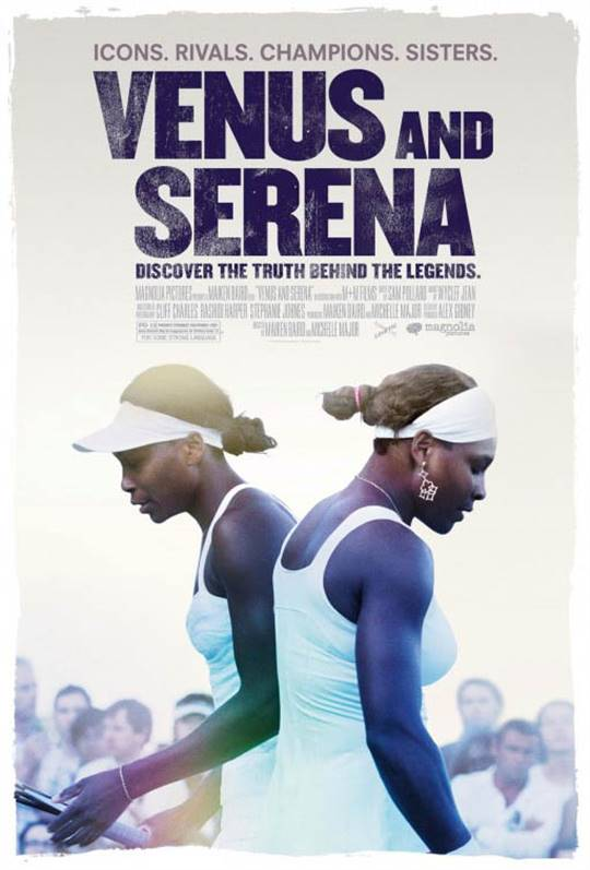 Venus and Serena Large Poster