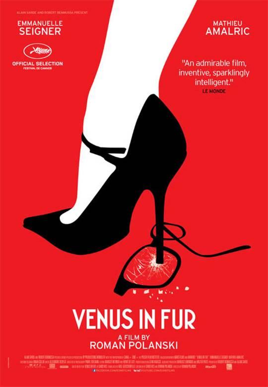 Venus in Fur Large Poster