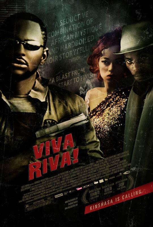 Viva Riva! Large Poster