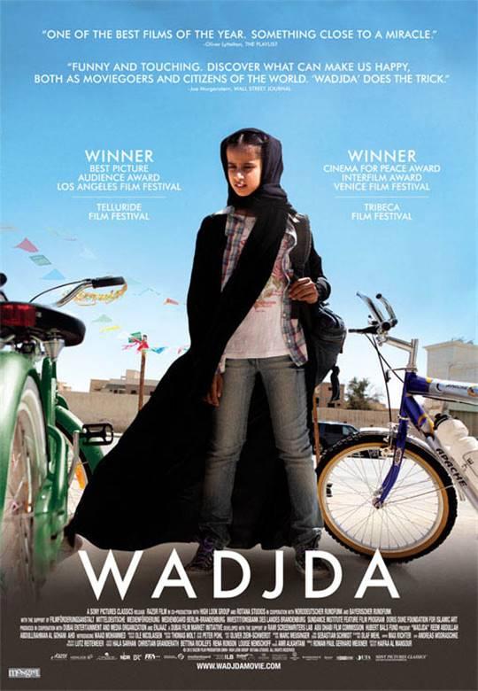 Wadjda Large Poster