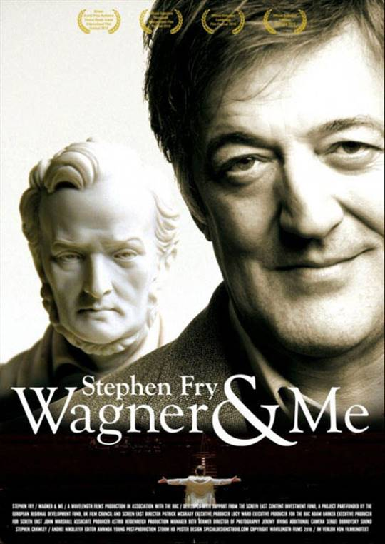 Wagner & Me Large Poster