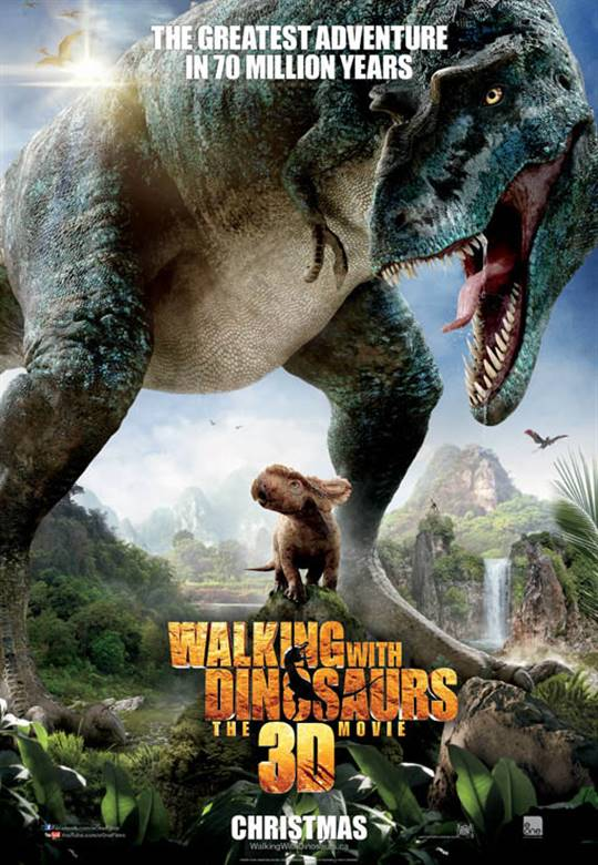 Walking With Dinosaurs Large Poster