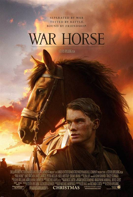 War Horse Large Poster