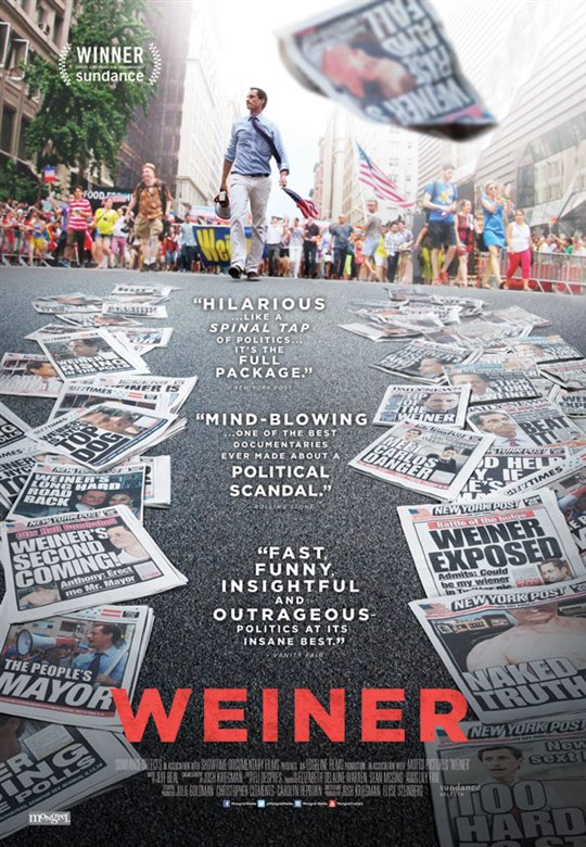 Weiner Large Poster