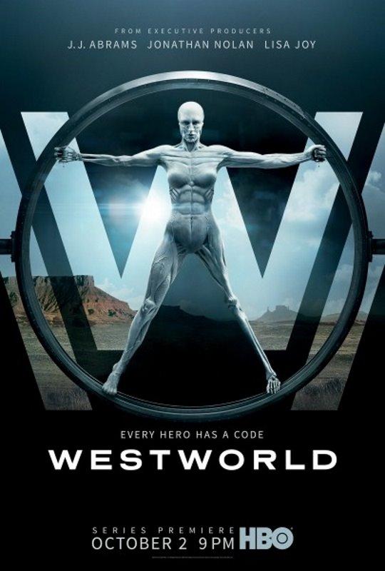 Westworld (HBO) Large Poster