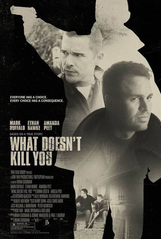What Doesn't Kill You Large Poster