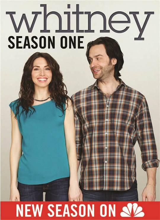 Whitney: Season One Large Poster