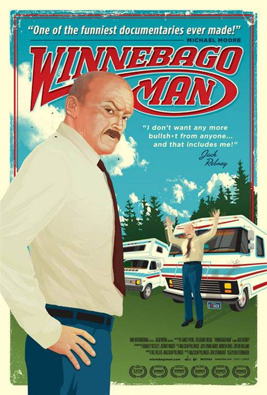 Winnebago Man Large Poster
