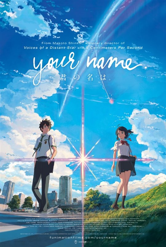 Your Name. (Dubbed)