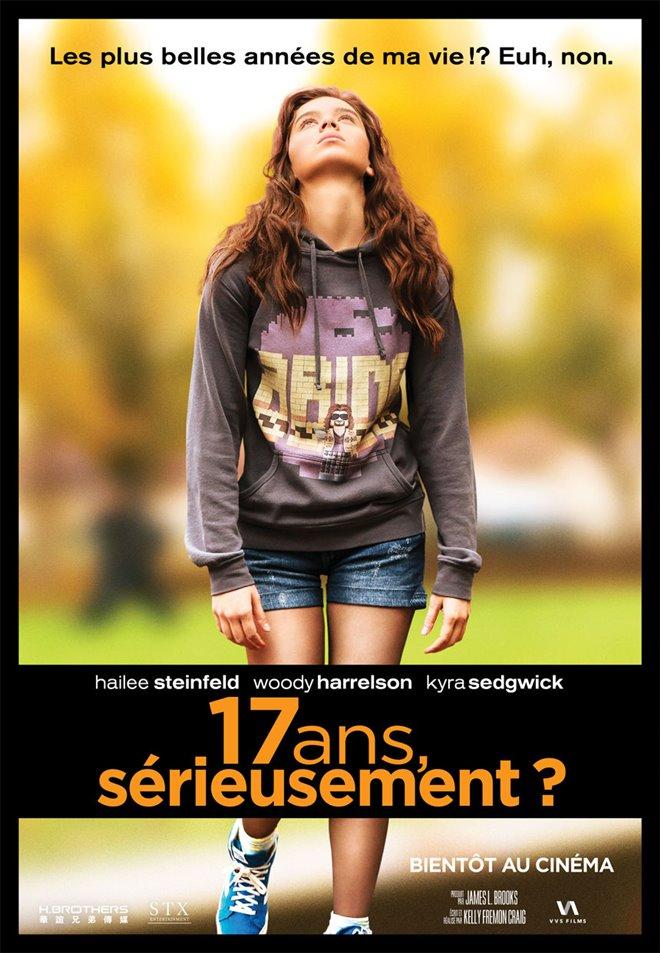 17 ans, sérieusement? Large Poster