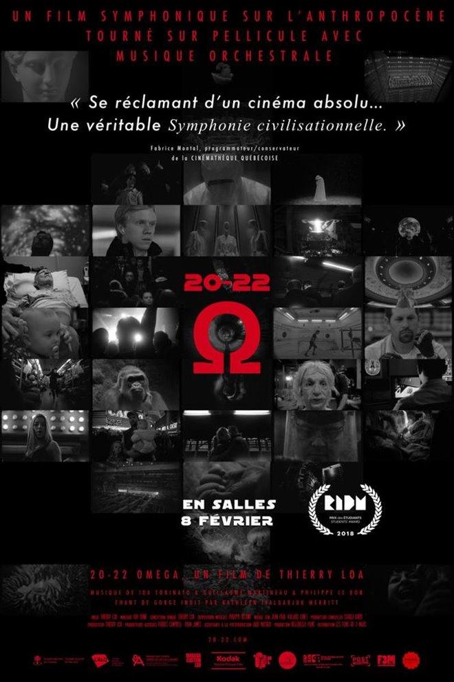 20-22 Omega Large Poster