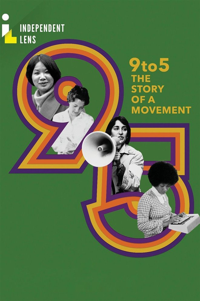 9TO5: The Story of a Movement Large Poster