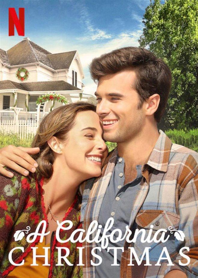 A California Christmas (Netflix) Large Poster