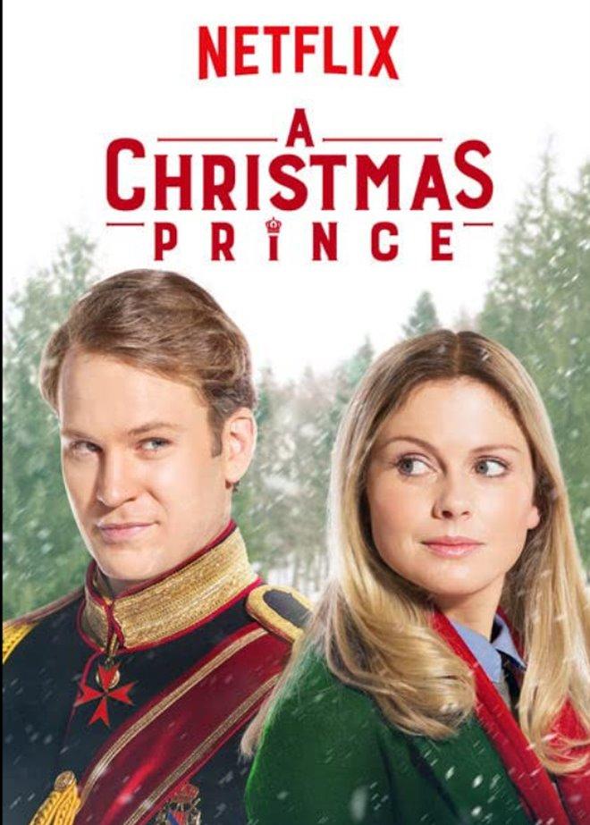 A Christmas Prince (Netflix) Large Poster