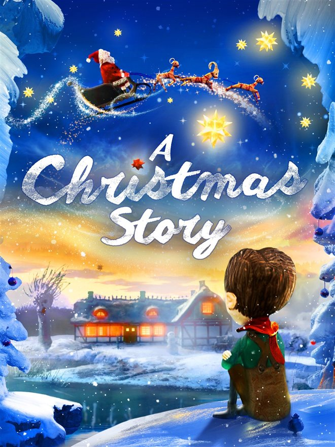 A Christmas Story Large Poster