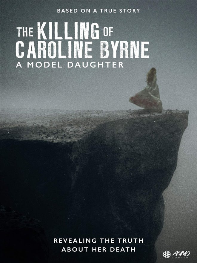 A Model Daughter: The Killing of Caroline Byrne (Acorn TV) Large Poster