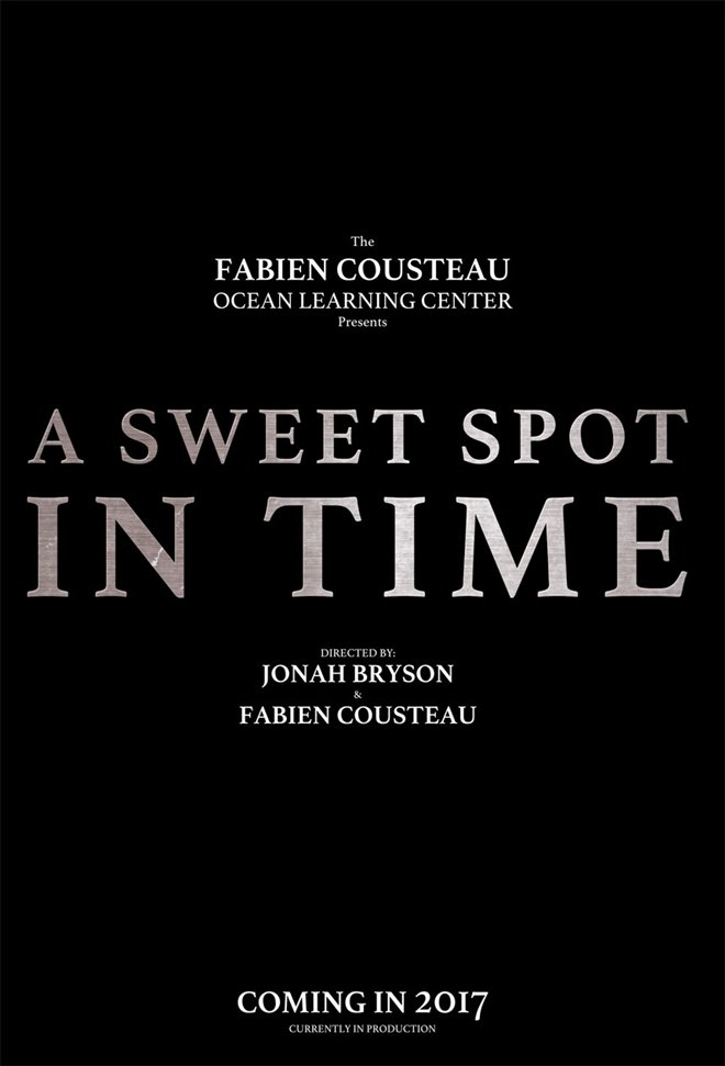 A Sweet Spot in Time Large Poster