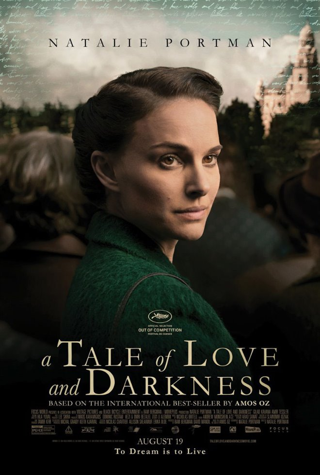 A Tale of Love and Darkness Large Poster