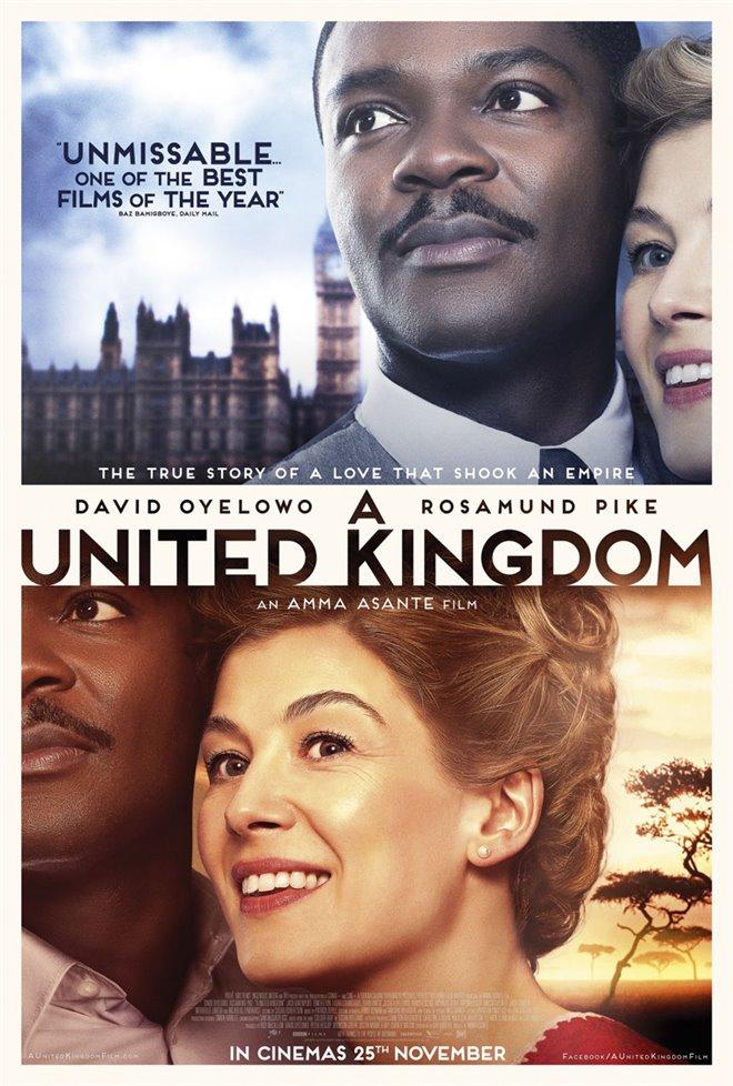 A United Kingdom Large Poster