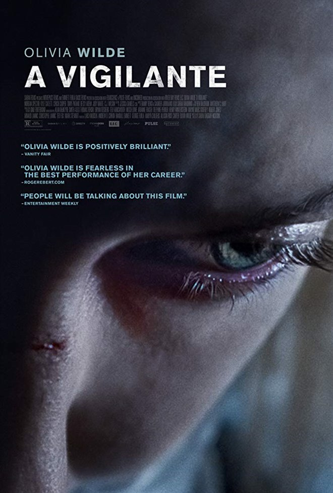 A Vigilante Large Poster