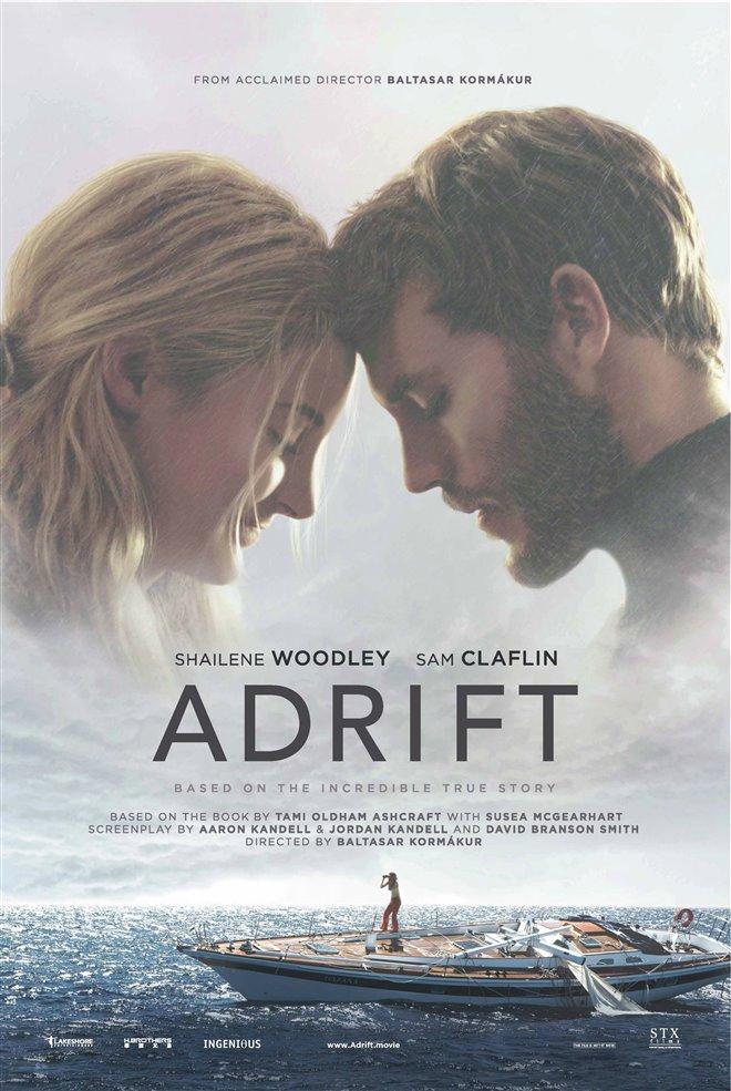 Adrift Large Poster