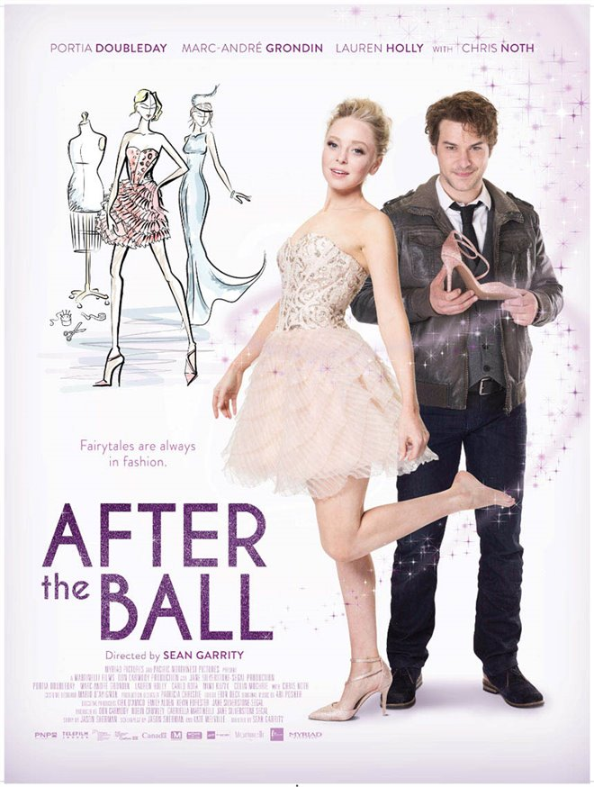 After the Ball Large Poster