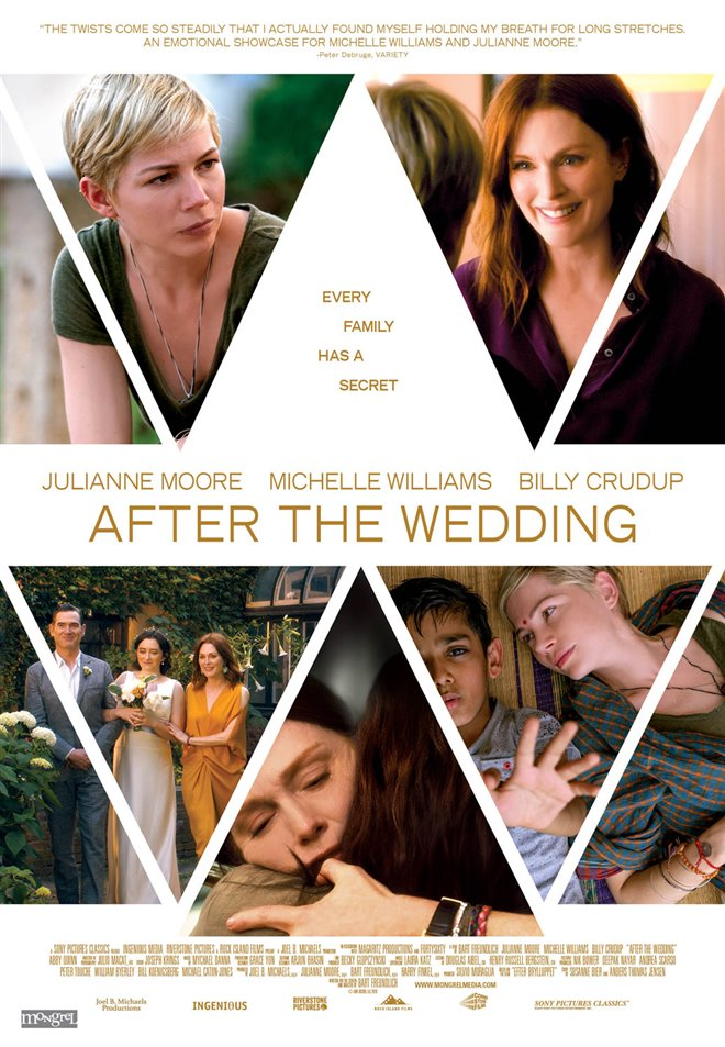 After the Wedding Large Poster