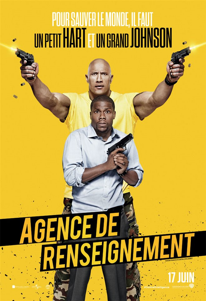 Agence de renseignement Large Poster