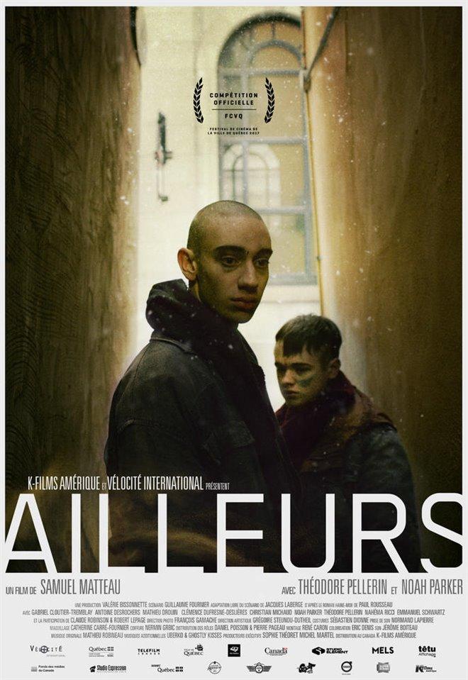 Ailleurs (v.o.f.) Large Poster