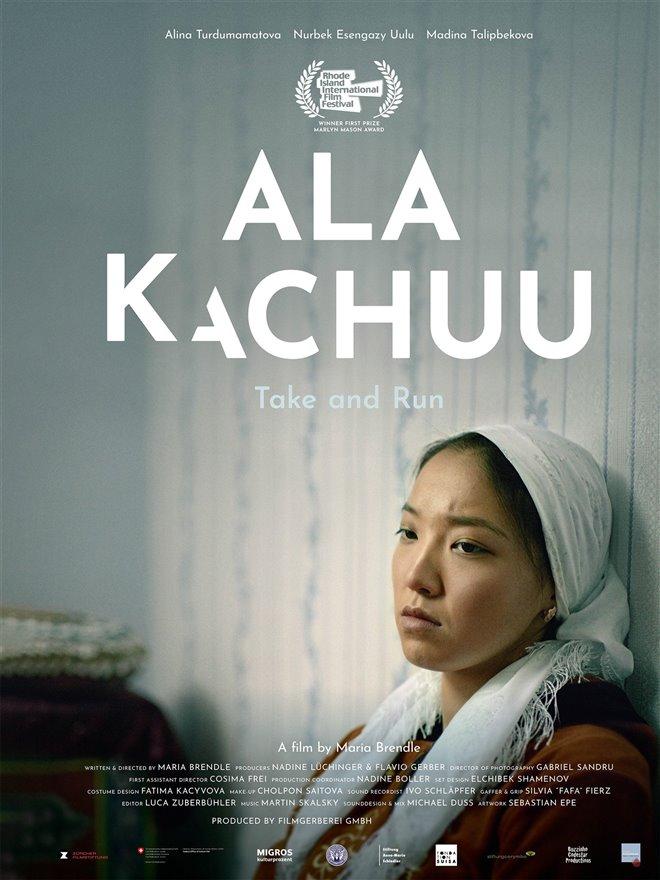 Ala Kachuu - Take and Run Large Poster