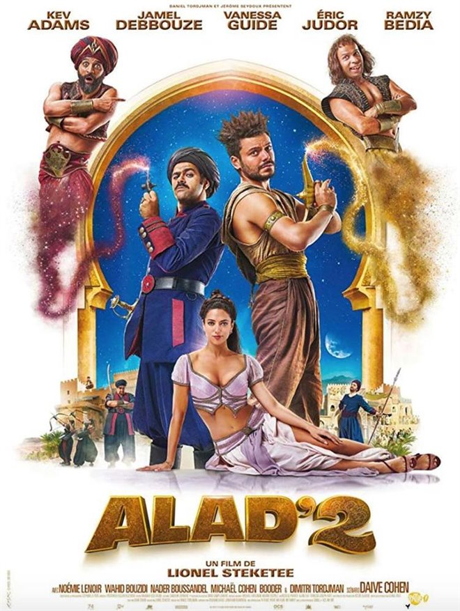 Alad'2 Large Poster