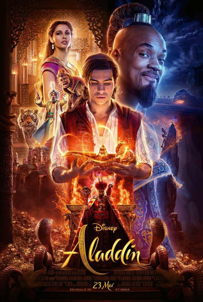 Aladdin (v.f.) Large Poster