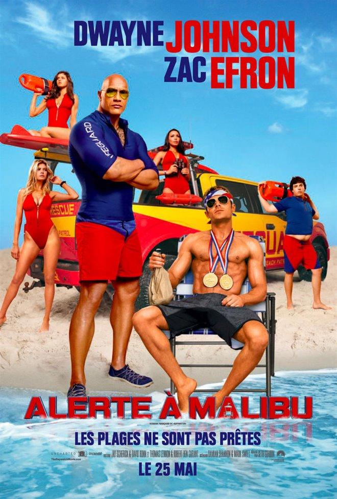 Alerte à Malibu Large Poster