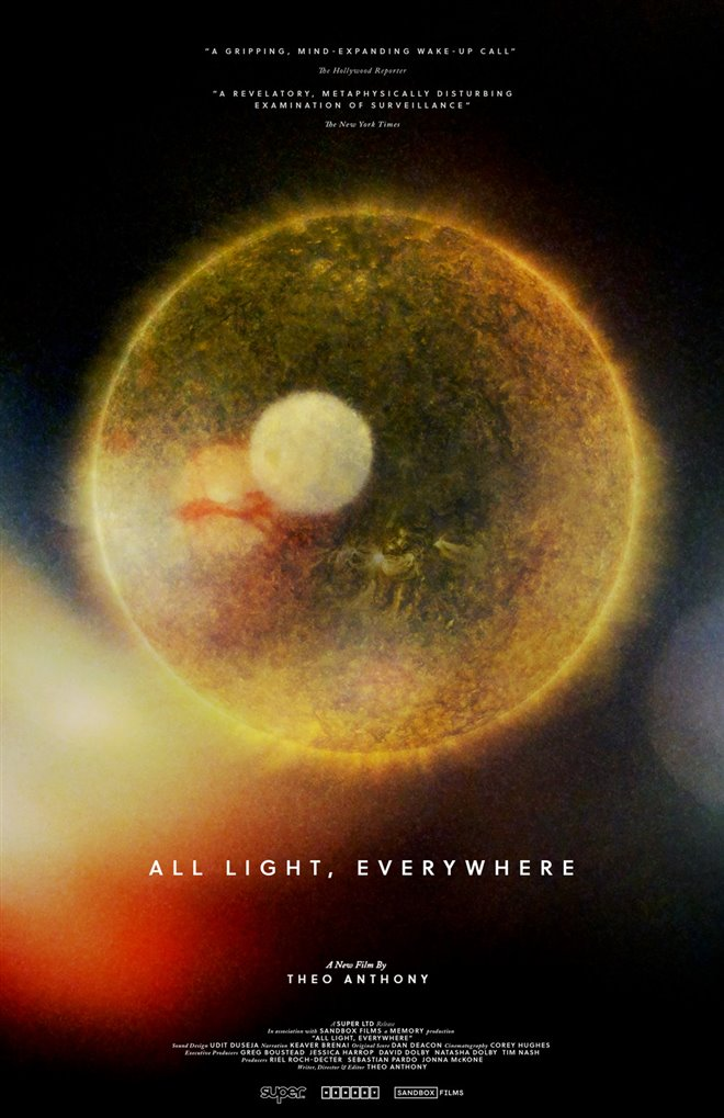 All Light, Everywhere Large Poster