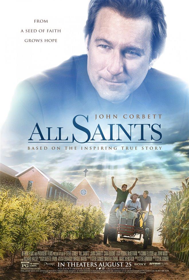 All Saints (v.o.a.) Large Poster