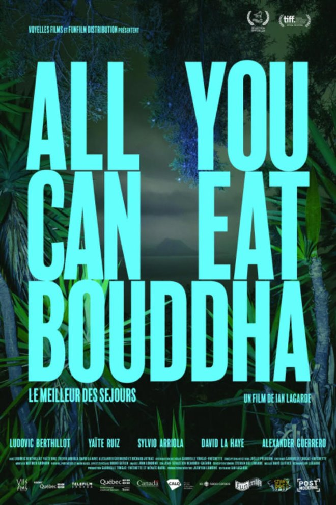 All You Can Eat Bouddha Large Poster