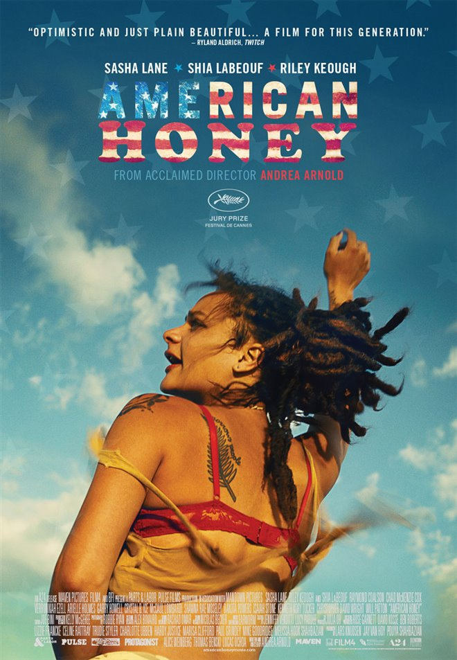 American Honey Large Poster