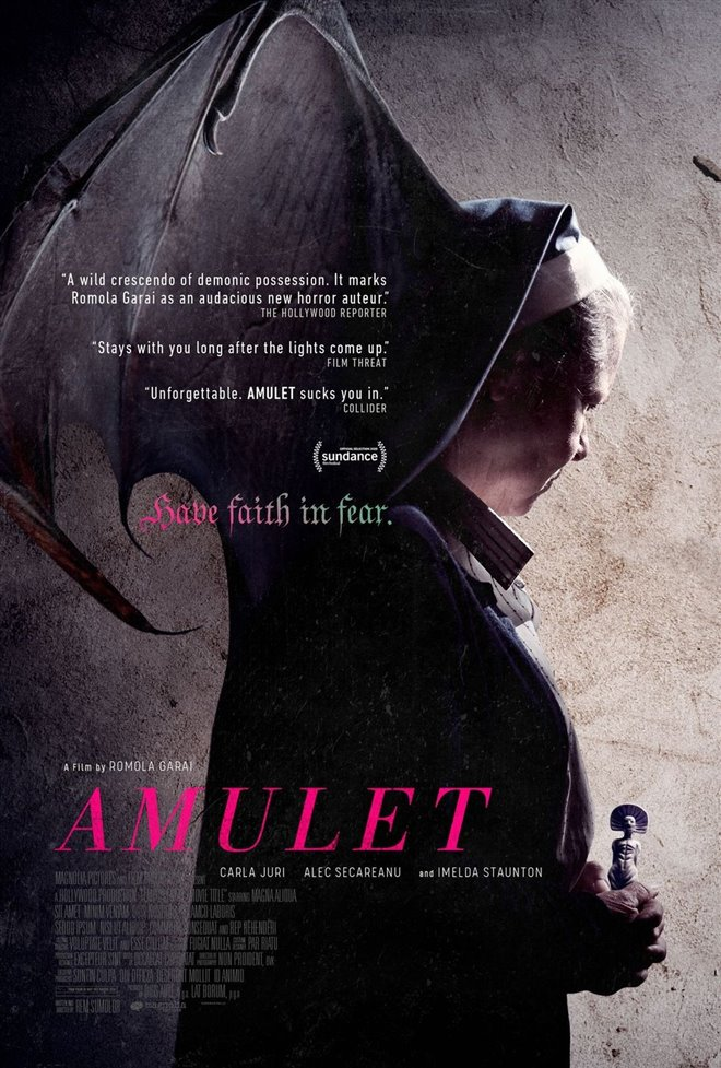 Amulet Large Poster