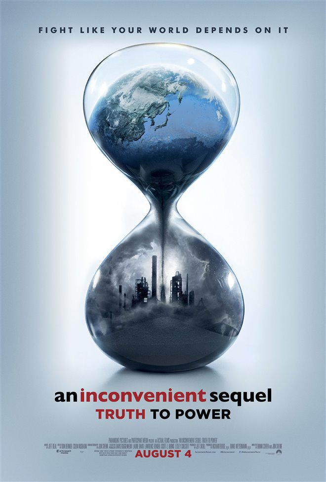 An Inconvenient Sequel: Truth to Power Large Poster