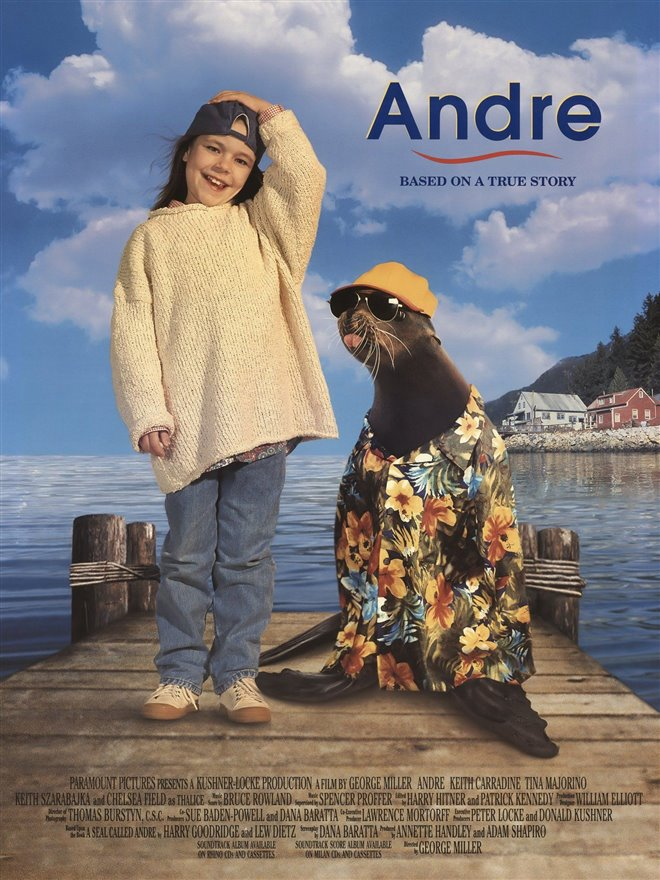 Andre Large Poster